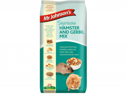 Mr. Johnson supreme