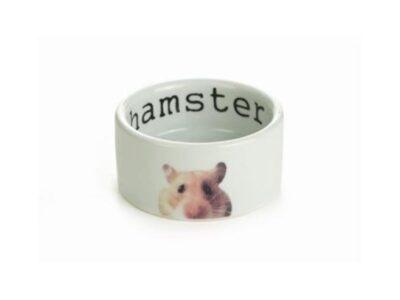 Hamster madskål