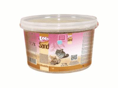 Lolo Pets Chinchilla Sand 5.1 kg