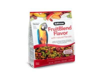 FruitBlend ® smag med naturlige smag Store fugle