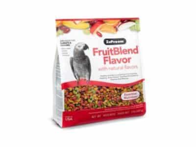 FruitBlend ® smag med naturlige smag små papegøjer