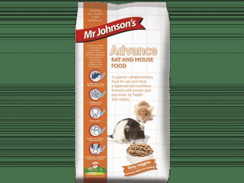 Mr. Johnson's Advance RAT & MOUSE