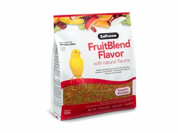 FruitBlend smag med naturlige smag kanarie