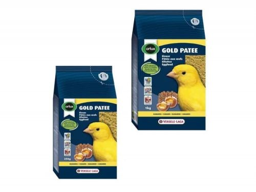 Gold Patee 250 g & 1 kg