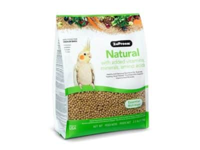 Natural with Added Vitamins, Minerals, Amino Acids (Medium)