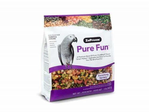 Zupreem Pure fun Medium-Large