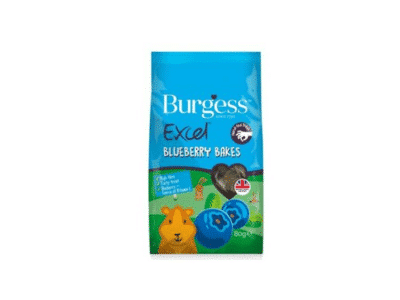 Burgess Blueberry bakes