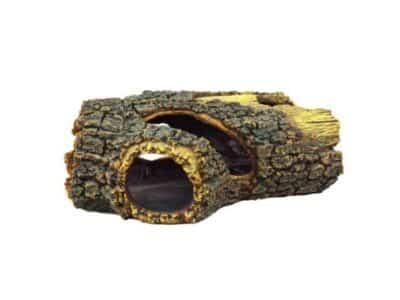 Træstub grotte