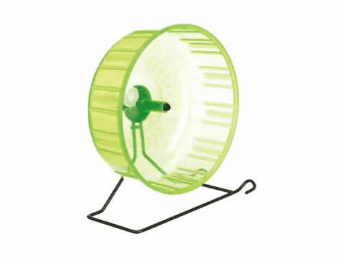 Trixie hamsterhjul Ø23 cm Grøn