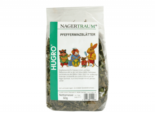 Hugro Peppermynteblade