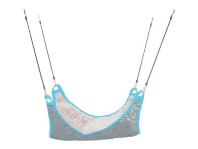 PAWISE hængekøje 45 x 45 cm