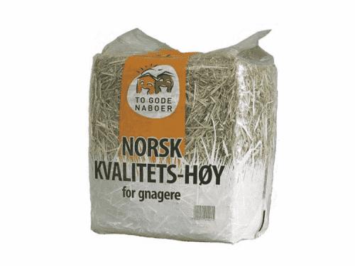To Gode Naboer - Kvalitets Hø 2kg