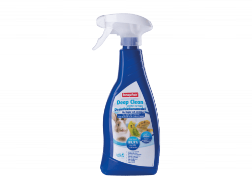 Beaphar Deep Clean Rodent 500 ml