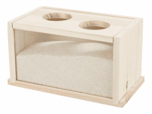 Sandbad til gnavere