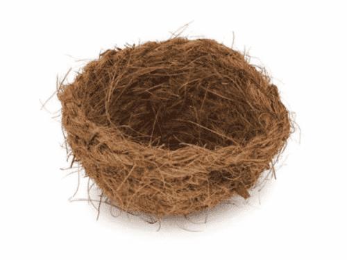 kokosrede til fugle