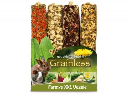 JR Farm Grainless Farmys XXL Veggie 4 paks