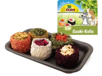 JR Farm Sushi Ruller 5stk 100g