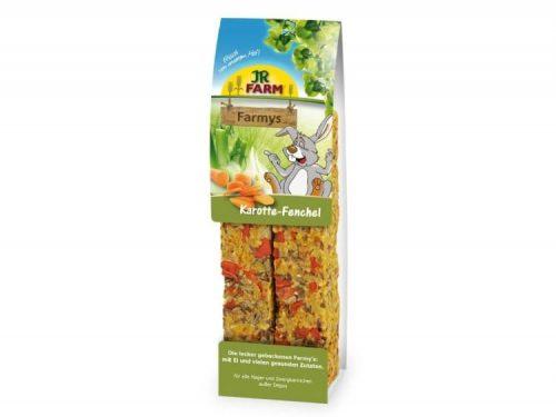 JR Farmys Gulerod og Fennikel 160 g