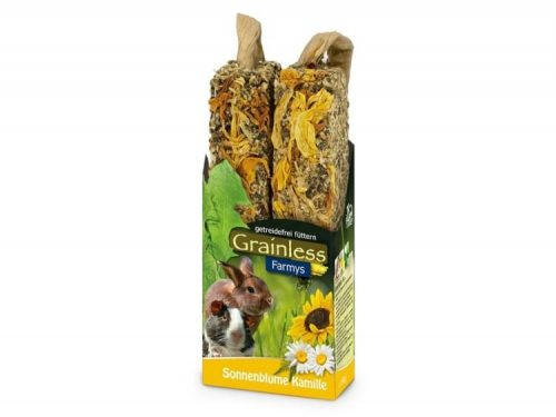 JR Farm Grainless Solsikke & Kamille 140g