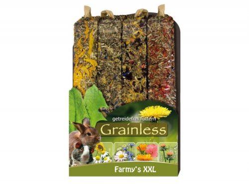 JR Farm Grainless XXL Farmys 4-paks 450g