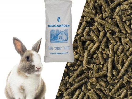 Brogaarden Kanin piller 25 kg