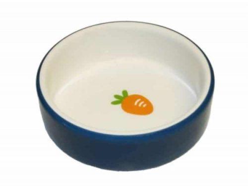 Keramik Blå Ø8.5 cm