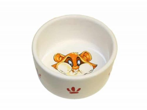 Keramikskål hamster