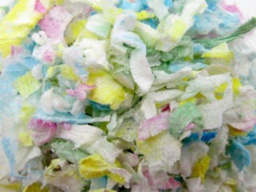 Luxber Naturligt Papirstrøelse 4.1L Multifarvet 1