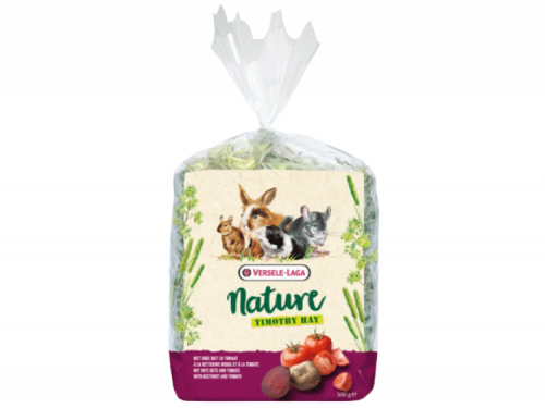 Nature Timothy Hay Beetroot & Tomato 500g