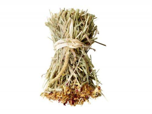 Nature snack hay bale Marigold 55G 1