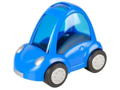 ST BERTRAND CAR BLUE