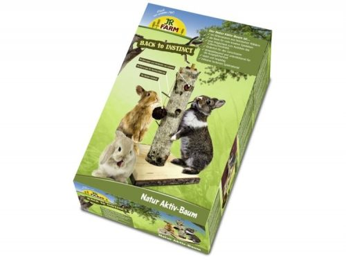 JR Farm Aktivitetstræ kasse