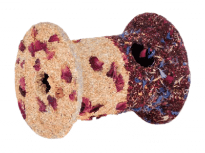 HUGRO Snack rulle m. hibiscus Ø6