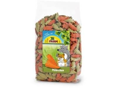 JR Farm Baby Gulerødder 200g