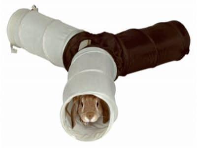 Trixie Gnavertunnel i nylon med 4 indgange 3 X 18 X 47 cm