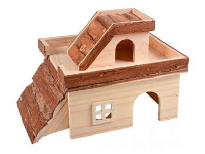 Hacienda gnaver hus