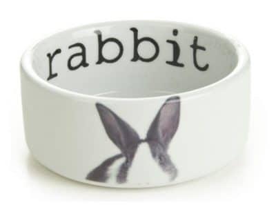 Beeztees kaninskål med billede 11,5