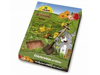 JR18671 JR Farm Urteeng med Blomster 750G