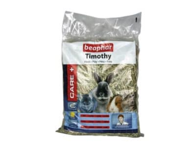 Beaphar Care+ Timothy hø 1kg