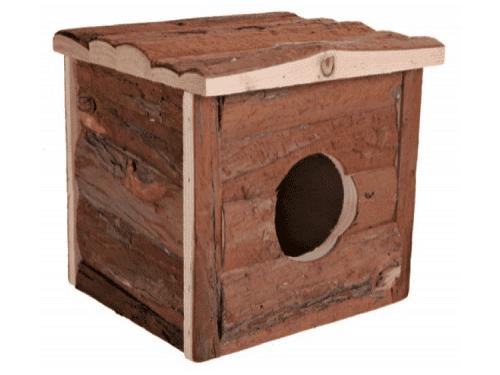 tx62181 Jerrik træhus hamster - mus